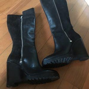 Michael Kors Wedge Boot  7.5